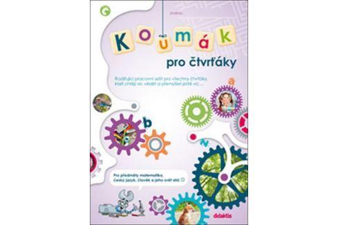 Dárek kolektiv autorů: Koumák pro čtvrťáky - Rozšiřující pracovní sešit pro všechny čtvrťáky, kteří chtějí Slovníky, učebnice