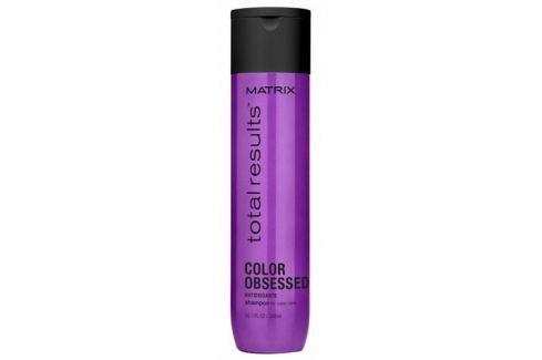 Dárek Matrix Šampon pro barvené vlasy Total Results Color Obsessed (Shampoo for Color Care) (Objem 300 ml) Šampony