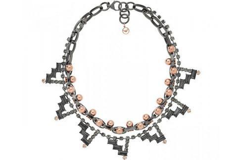 Dárek Emporio Armani Luxusní dámský náhrdelník EGS2241060 Náhrdelníky