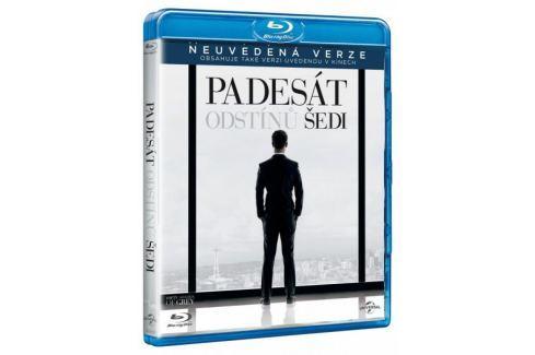 Dárek Padesát odstínů šedi   - Blu-ray Drama