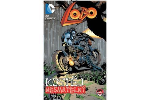 Dárek Grant Alan, Semeiks Val: Lobo - Kostěj nesmrtelný Komiksy