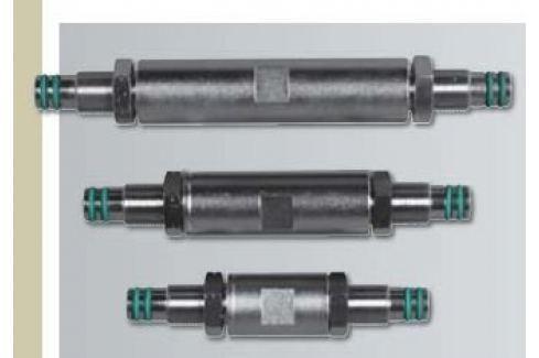 Dárek SCUBATECH Ventil-můstek 300 Bar, kyslíkově čistý, 140mm Ventily k lahvím