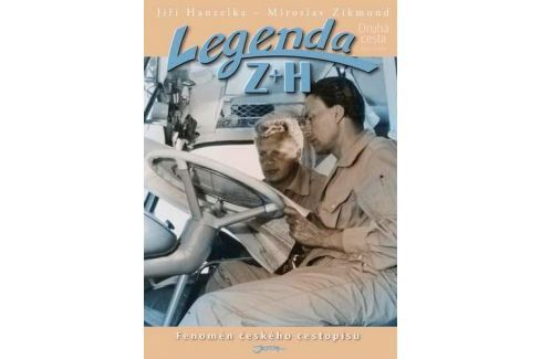 Dárek Hanzelka Jiří, Zikmund Miroslav: Legenda Z+H - Druhá cesta Biografie