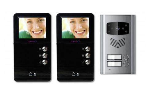 Dárek Moveto 2V-035 Dveřní videotelefony