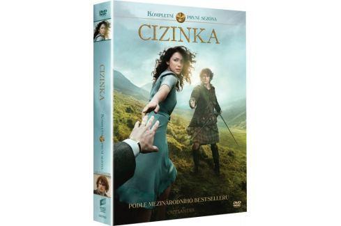 Dárek Cizinka - 1. série (6DVD)   - DVD Dobrodružné