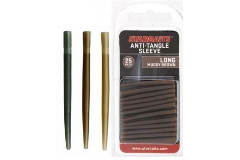 Dárek Starbaits Převleky Anti Tangle Sleeve Long 4 cm 25 ks Zelená Hadičky,převleky,rovnátka