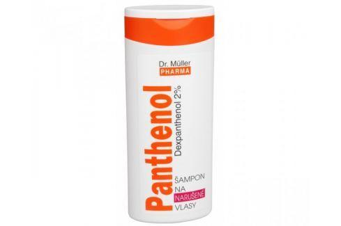 Dárek Dr. Müller Panthenol šampon na narušené vlasy 250 ml Mytí vlasů