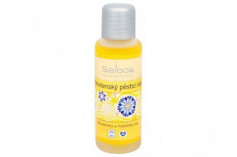 Dárek Saloos Bio Těhotenský pěstící olej lisovaný za studena 50 ml Kosmetika pro těhotné, kojící