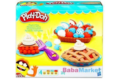 Dárek Play-Doh Výroba koláčů Modelování