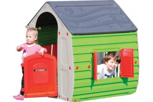 Dárek Buddy Toys Domeček MAGICAL šedivý Domečky