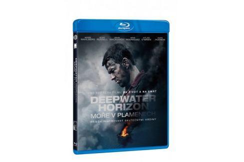 Dárek Deepwater Horizon: Moře v plamenech    - Blu-ray Akční