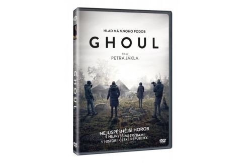 Dárek Ghoul    - DVD Horory