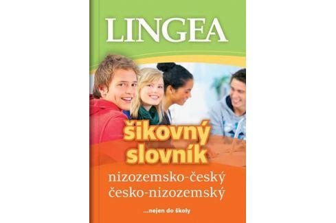 Dárek kolektiv autorů: Nizozemsko-český, česko-nizozemský šikovný slovník...… nejen do školy Lexikony, encyklopedie