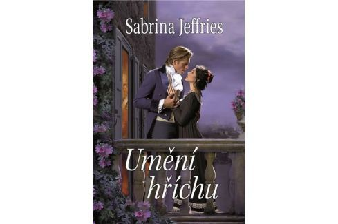 Dárek Jeffries Sabrina: Umění hříchu Romány o lásce
