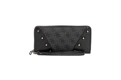 Dárek Guess Dámská peněženka Kaia zip Around Wallet Black Produkty