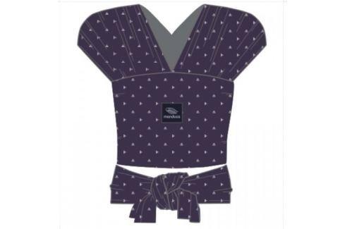 Dárek Manduca Sling Purple Darts Nosítka, šátky, krosničky