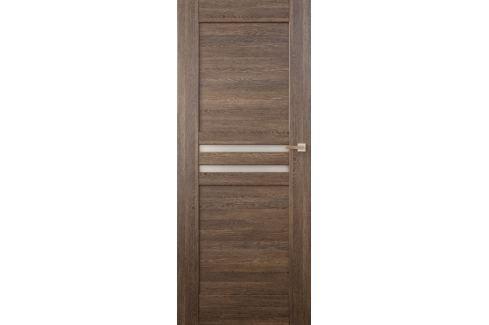 Dárek VASCO DOORS Interiérové dveře MADERA kombinované, model 4, Dub skandinávský, A Produkty