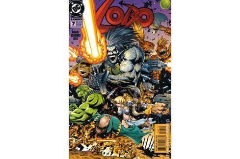 Dárek Alan Grant, Val Semeiks: Lobo: Sedm zbytečných a další příběhy Komiksy