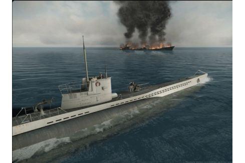 Dárek Poukaz Allegria - simulátor ponorky U-BOAT - 60 minut Praha Adrenalin