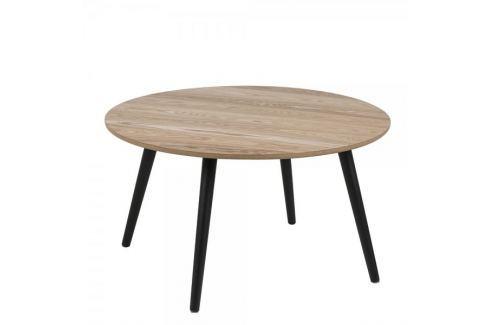 Dárek Design Scandinavia Konferenční stolek kulatý Stanfield, 80 cm Konferenční stoly