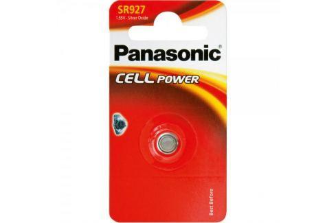 Dárek Panasonic Baterie Cell Power Ag 399/SR927W/V399 1BP Jednorázové baterie