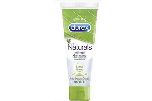 Dárek Durex Lubrikační gel Naturals (Intim Gel) 100 ml Lubrikanty