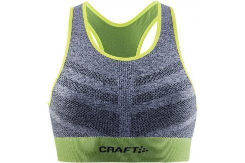 Dárek Craft Podprsenka Comfort Mid Tm. Modrá XS Produkty