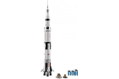Dárek LEGO Ideas 21309 NASA Apollo Saturn V City