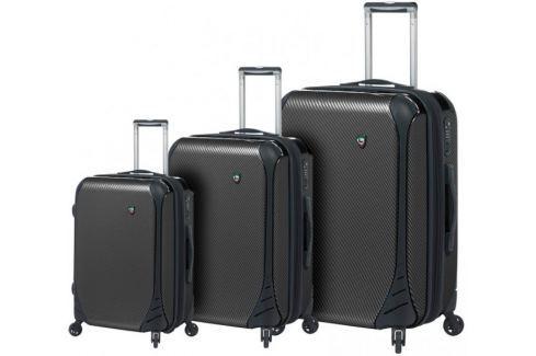 Dárek Mia Toro Sada cestovních kufrů M1021/3, černá Cestovní zavazadla