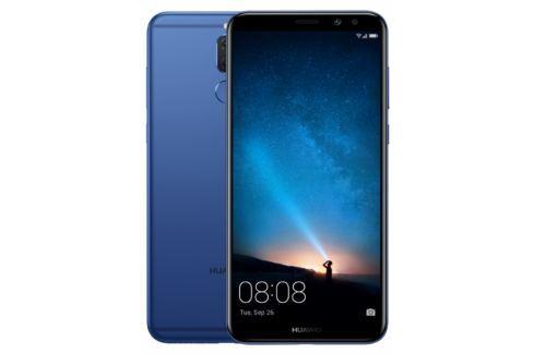 Dárek Huawei Mate 10 Lite, Dual SIM, Aurora Blue Mobilní telefony