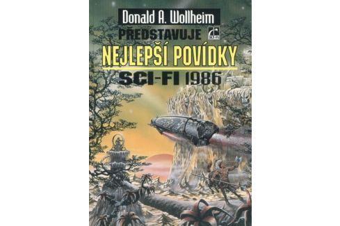 Dárek Wollheim Donald A.: Nejlepší povídky SCI-FI 1986 Sci-fi a fantasy