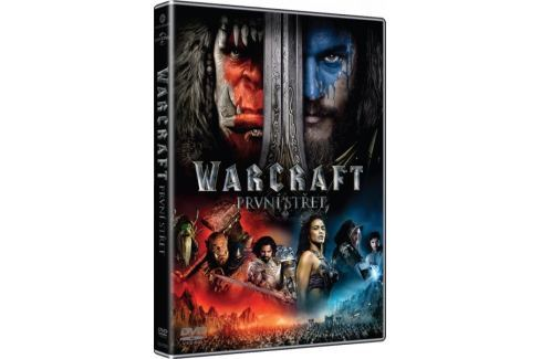Dárek Warcraft: První střet   - DVD Fantasy