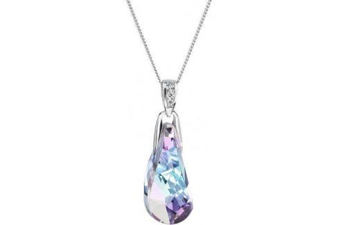 Dárek Preciosa Náhrdelník Crystal Beauty Vitrail Light 6800 43 stříbro 925/1000 Náhrdelníky