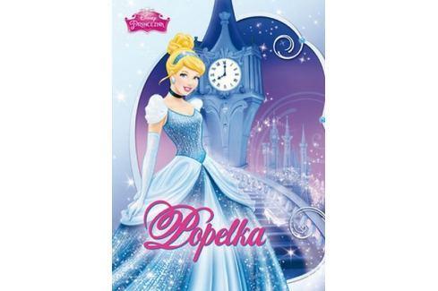 Dárek Disney Walt: Popelka - Z pohádky do pohádky Beletrie do 10 let