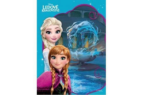 Dárek Disney Walt: Ledové království - Z pohádky do pohádky Beletrie do 10 let