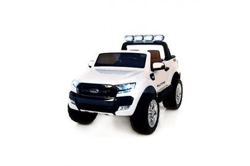 Dárek Ford Ranger Wildtrak 4x4 LCD Luxury, bílé Elektrická vozítka